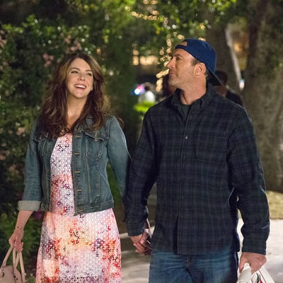 'Gilmore Girls' Revival: All the Behind-the-Scenes Photos!