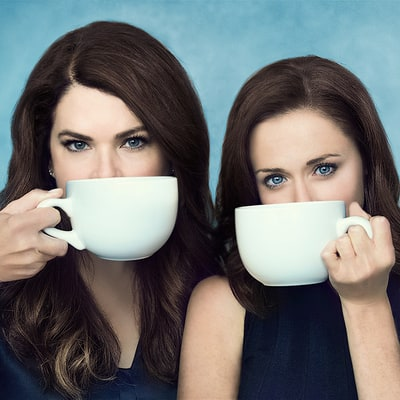 'Gilmore Girls: A Year in the Life' Gets a New Poster: See Lorelai and Rory With Their Favorite Beverage!
