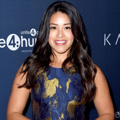 Gina Rodriguez Chopped Off Her Hair and Shaved Sides of Her Head!