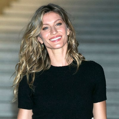 Gisele Bundchen Tops the List of Highest-Paid Models for 15 Years Running