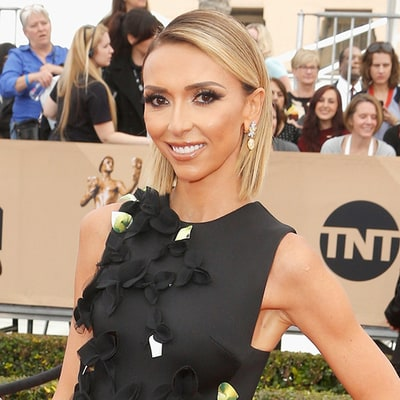 Giuliana Rancic Debuts Short Bob Haircut on SAG Awards Red Carpet: See the Pics!