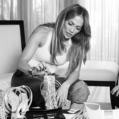 Jennifer Lopez Teams Up With Giuseppe Zanotti for 'Bad Ass High Heels' Collection