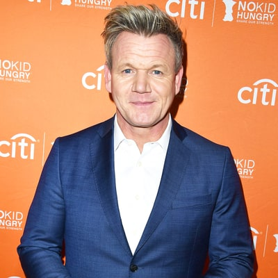 Gordon Ramsay: 'I Got Kicked Out,' Banned From Attending Parents' Nights at Daughter's School