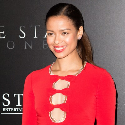 How to Copy Gugu Mbatha-Raw's Sleek Ponytail Hairstyle