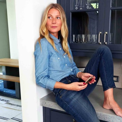 See Every Look From Gwyneth Paltrow's New Goop Clothing Line