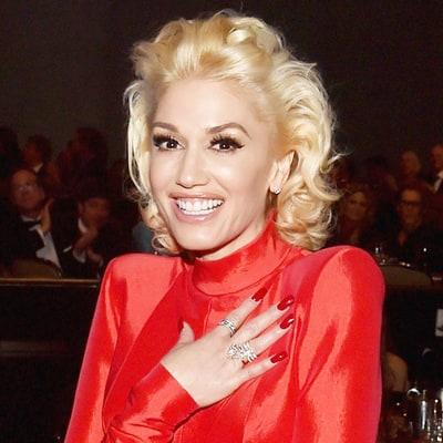 Gwen Stefani Records 'Make Me Like You' Music Video Live During the Grammys!
