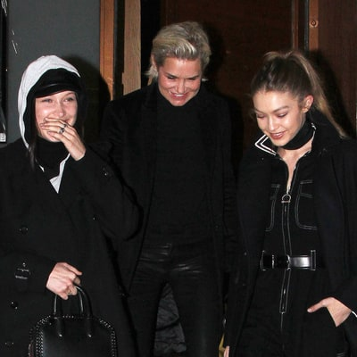 Bella Hadid Gets Angel Wing Tattoos, Celebrates Yolanda Foster's Birthday Amid the Weeknd, Selena Gomez Drama