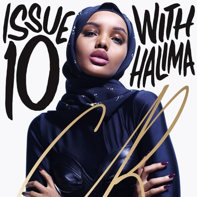 Yeezy's Muslim Model Halima Aden Lands Her First Magazine Cover and Wants to Break Stereotypes: Pics