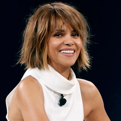 Halle Berry Joins Twitter and Instagram, Shares Topless Photo While Being One With Nature