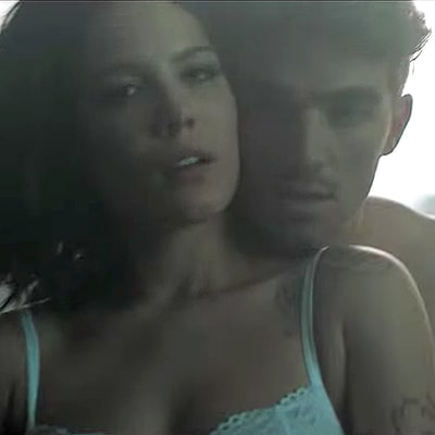 Watch Chainsmokers, Halsey Reunite in Steamy 'Closer' Video