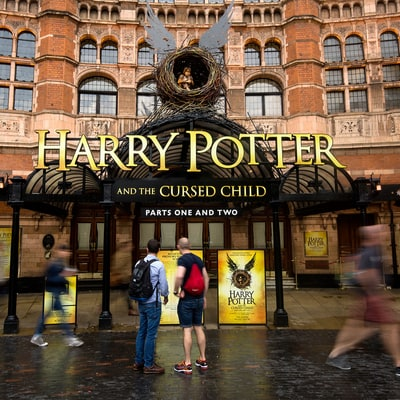 'Harry Potter and the Cursed Child' Is Headed to Broadway