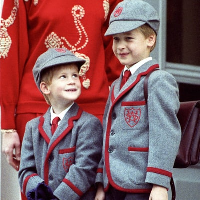 15 Charming Throwback Photos of the Royal Family