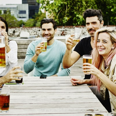 Drink Craft Beer? You're Probably Healthier Than Most