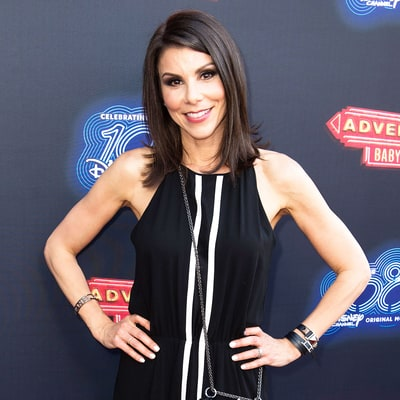 Warning: Heather Dubrow's Enormous Closet Will Make You Jealous