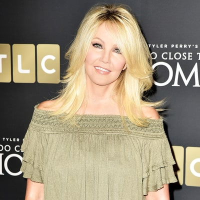 Heather Locklear: What's In My Bag?