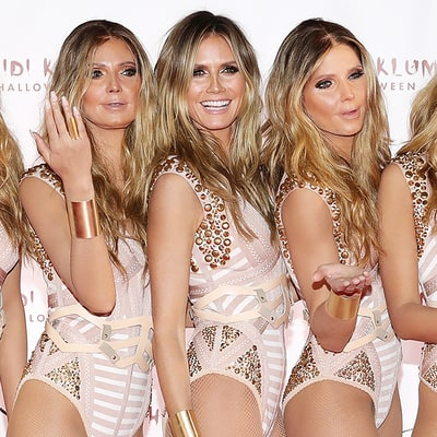 Heidi Klum: I Know Some People 'Hated' My Halloween Costume