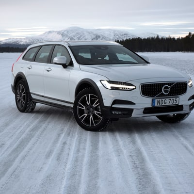 First Drive: The 2017 Volvo V90 Cross Country Is a Stylish, All-Terrain Wagon