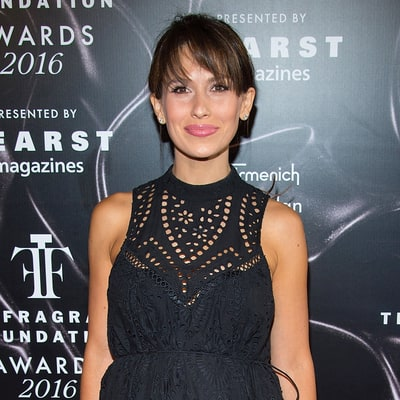 Hilaria Baldwin Responds to Post-Baby Body Shamers With Cleavage-Baring Photo