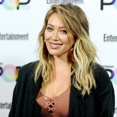 Hilary Duff: 'I Was Judged for Having a Baby Too Soon' Hilary Duff ...  Hilary Duff