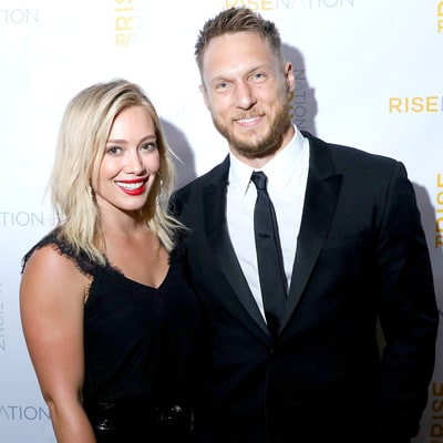 Hilary Duff and Boyfriend Jason Walsh Are Talking About Moving in Together