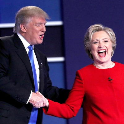 The Best Memes From Hillary Clinton and Donald Trump's First Presidential Debate