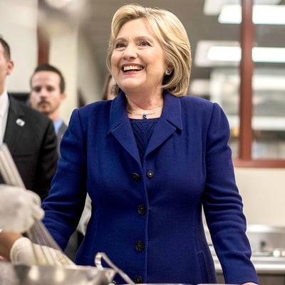 Chefs for Hillary Clinton Campaign Launches New Election-Themed Recipes