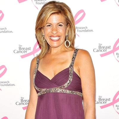 Hoda Kotb's Emotional Journey From Breast Cancer Survivor to First-Time Mom at 52