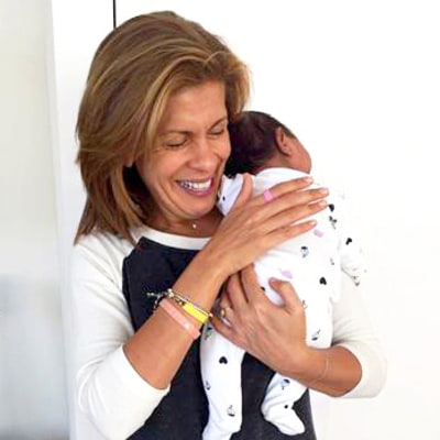 'Today' Show's Hoda Kotb Adopts a Baby Girl: First Photo