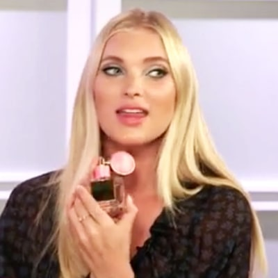 Elsa Hosk Never Leaves Home Without These 3 Beauty Products