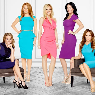 'The Real Housewives of Dallas' Recap: LeeAnne Locken Throws a Champagne Glass and Threatens Stephanie Hollman