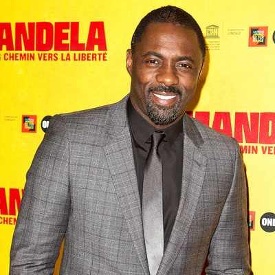 Idris Elba: 25 Things You Don't Know About Me ('My Celebrity Crush Is Meryl Streep')