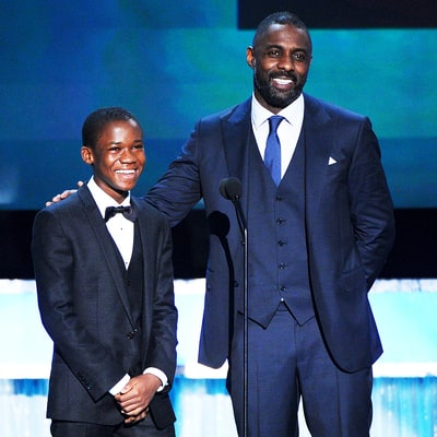 Idris Elba Mocks the Lack of Oscars Diversity at SAG Awards 2016: 'Welcome to Diverse TV' — Watch