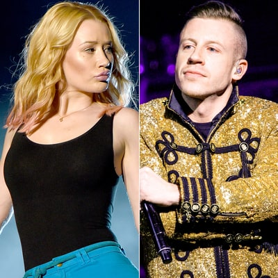 Iggy Azalea Responds to Macklemore's 'White Privilege' Diss, Calls Him Out for Taking Pictures With Her