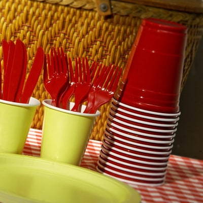 The Story Behind France's New Ban on Plastic Dishware