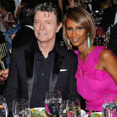 Iman Breaks Social Media Silence With First Message Since David Bowie's Death: See Her Post