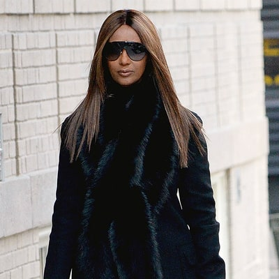 Iman Steps Out After David Bowie's Death: Photo