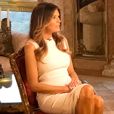 Melania Trump Breaks Silence With CNN's Anderson Cooper About Donald Trump's Tape Scandal: Live Blog