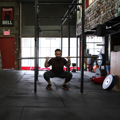 Getting Fit From Scratch: Learning to Squat