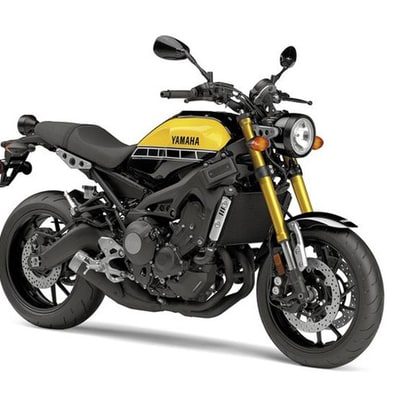 Test Ride: Yamaha XSR900