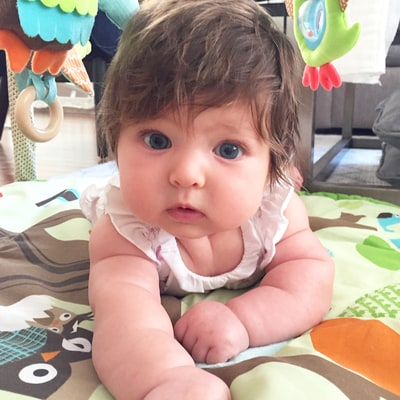 Meet Six Babies Who Have Better Hair Than You