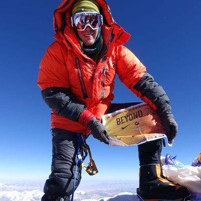 Colin O'Brady Completes Everest, Makes His Final Push to Denali