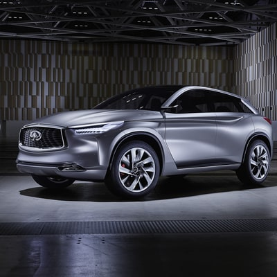 Sneak Peek: Infiniti QX Sport Inspiration