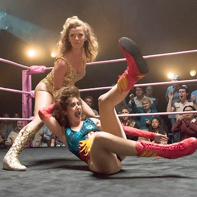 Get in the Ring: How 'GLOW' Recreates the Golden Age of Lady-Wrestling TV