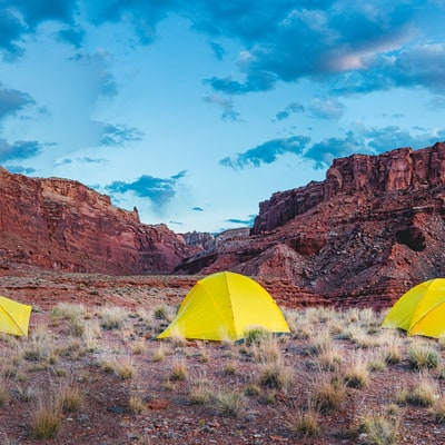 Cotopaxi's 3-in-1 Tent Can Go Lightweight or Sleep 4