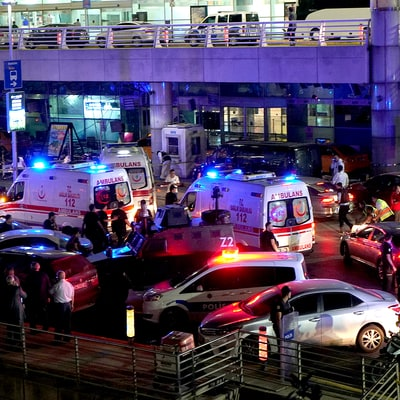 Istanbul Airport Attack by Suicide Bombers Leaves at Least 41 Dead, 239 Wounded