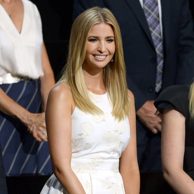 Ivanka Trump's White Dress From the Republican National Convention Costs Just $158