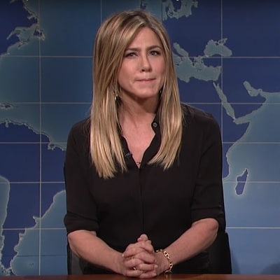 See Jennifer Aniston Critique 'SNL' Portrayal of Rachel From 'Friends'