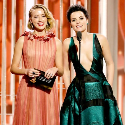 "Jaimie Alexander Calls Out Teleprompter Mistake at Golden Globes 2016: ""Dude, Who's Typing This S--t?"""