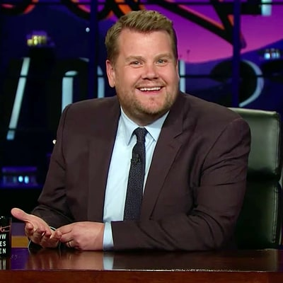 James Corden Obsessively Dissects Lifetime's Britney Spears Biopic 'Britney Ever After'