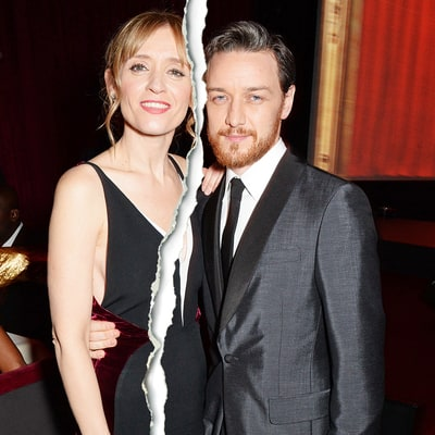 James McAvoy and Wife Anne-Marie Duff to Divorce: See Their Statement